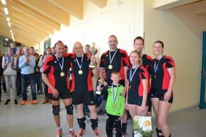 Siegerteam Kreissparkasse Euskirchen